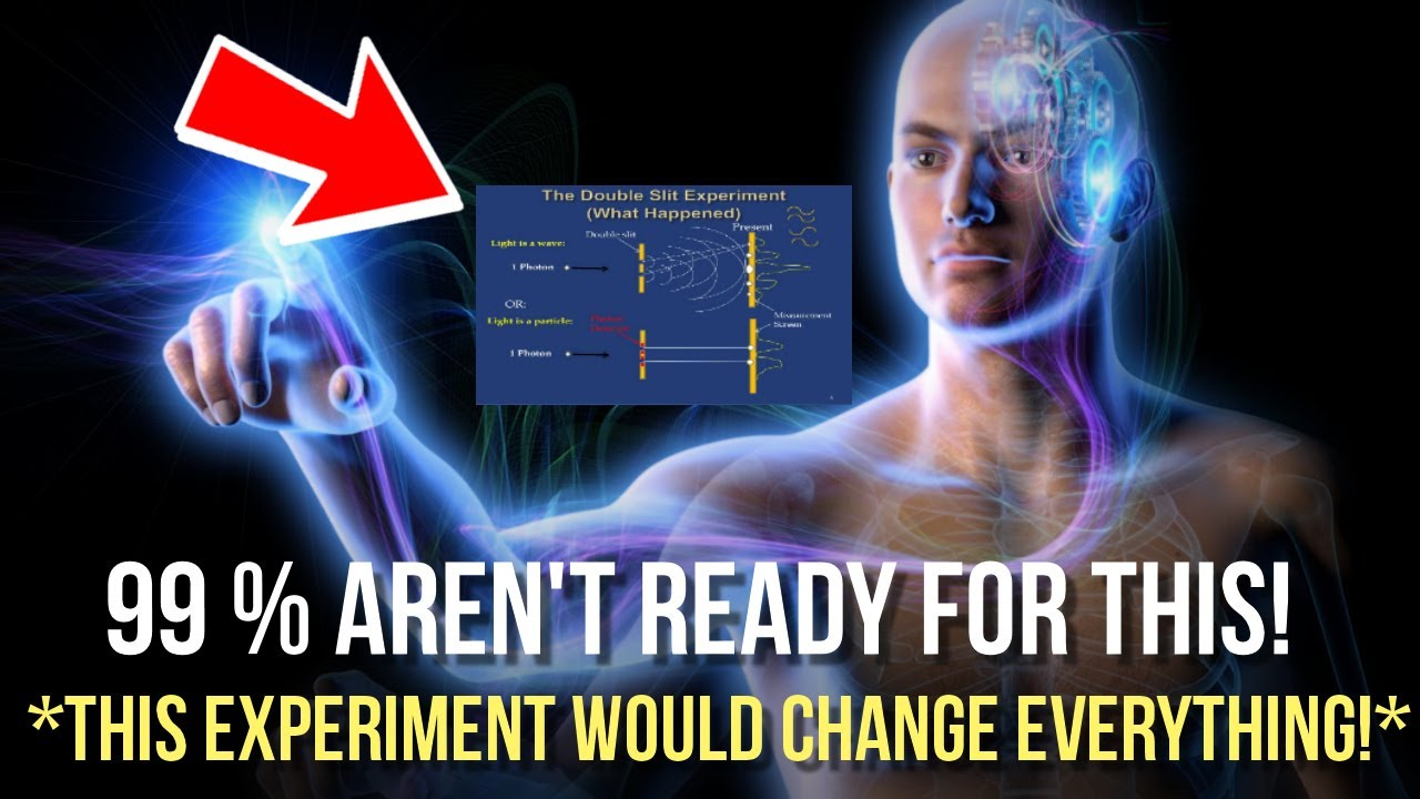 This Experiment CHANGES EVERYTHING! (this will shock you)