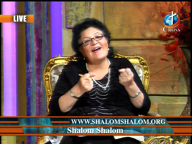Shalom Shalom Dr Marisol Peltzer & Rev. Dexter Peltzer 05-22-2018 Spanish