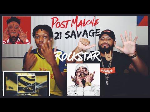 Post Malone feat. 21 Savage - rockstar |...