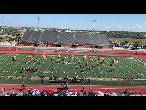 Lockhart High School Marching Area Contest 10/19/19