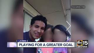 Memorial soccer event held for Phoenix shooting victim