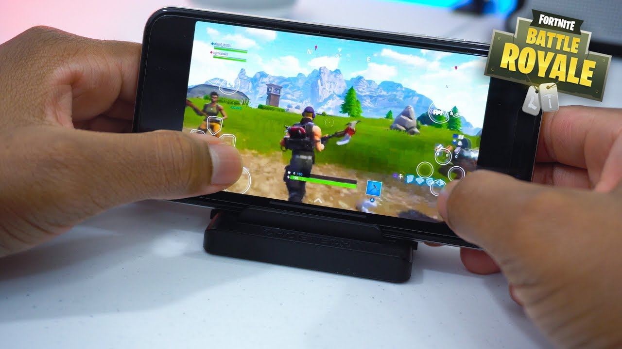 can you download fortnite on iphone 5 s