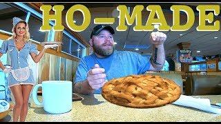 Ho-Made Pie & Travel Updates