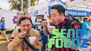 Florida Keys Seafood Festival: Send Foodz w/ Timothy DeLaGhetto & David So