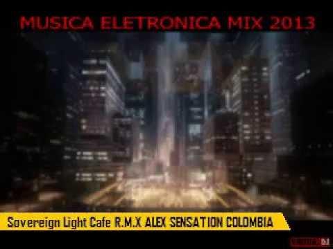 NEW DANCE HOUSE NONSTOP MIX 2013 (D.J ALEX SENSATION COLOMBIA)