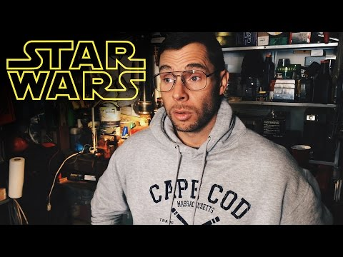 Dad Reviews Star Wars: The Force Awakens