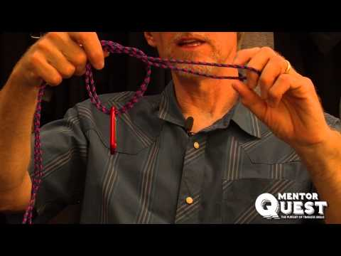 How to Tie a Palomar Knot-Essential Knots-Best Selling Knot Author