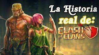 La Historia REAL de Clash Of Clans y Clash Royale | su Gran Éxito ( Como proyecto de SuperCell )