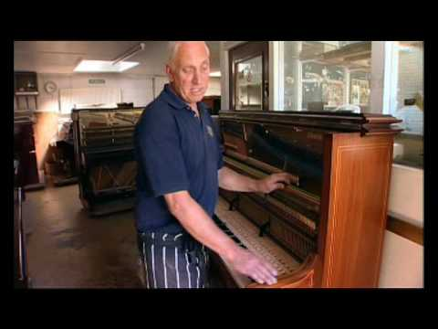 The Last Piano Factory in London