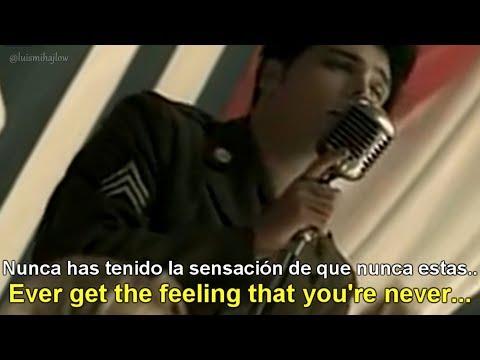 My Chemical Romance - The Ghost Of You [Lyrics English - Español Subtitulado]