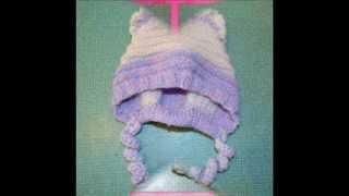 шапочка чепчик для новорожденных с царапками \промо\