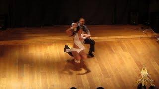 Fabian & Nicolina, BachataStars Dec 2012 Championship Improvisation.
