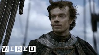 Alfie Allen on Game of Thrones - Wired Magazine