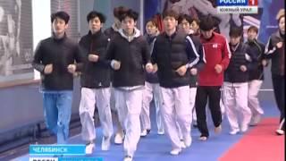 Чемпионат мира по тхеквондо-2015 в Челябинске