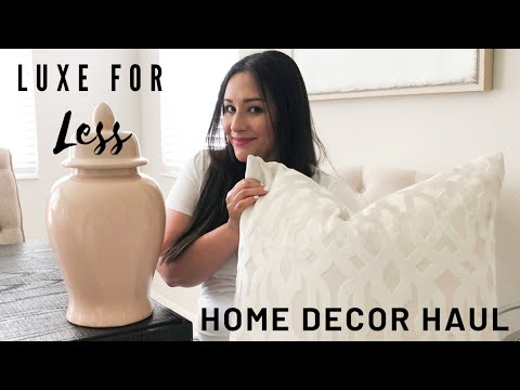 LUXE HOME ITEMS AT A DISCOUNT // CHRISTMAS IN JULY PRODUCTS YOU NEED!