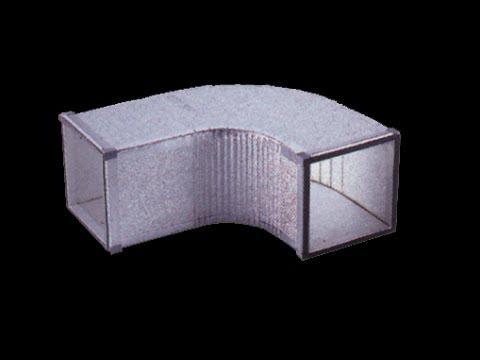Realizzare una curva per canale aria in poliuretano rivestito in alluminio by climatech  YouTube