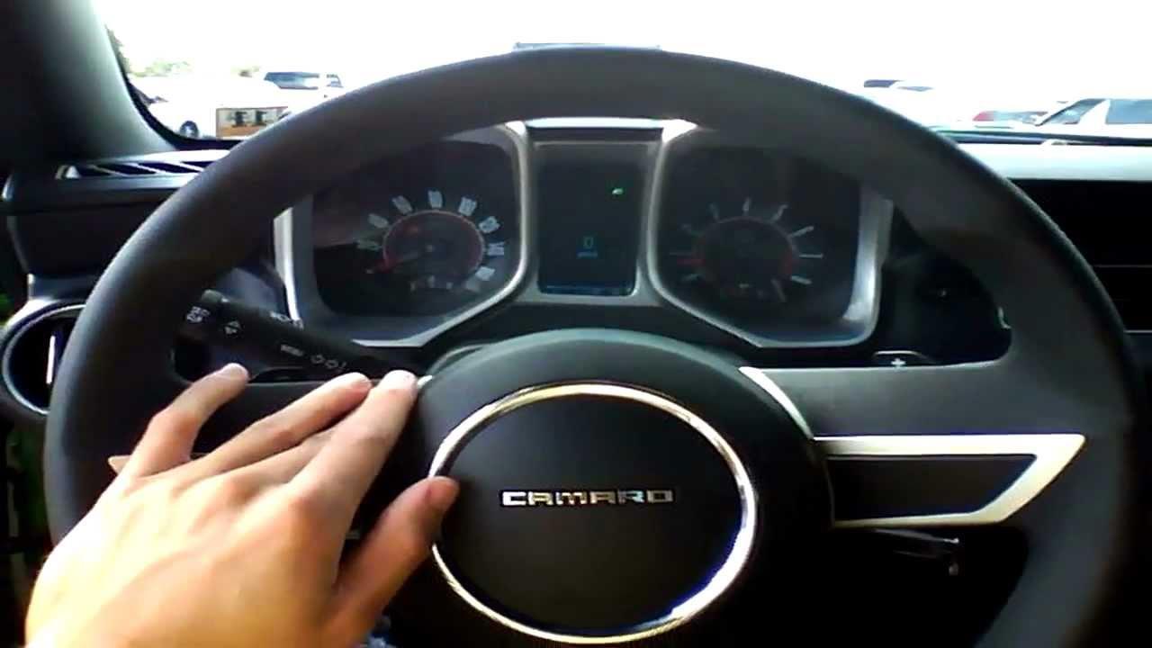 2010 Chevrolet Camaro RS 36L V6 Start Up Quick Tour