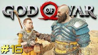 GOD OF WAR: Part 16 - PS4 PRO Gameplay