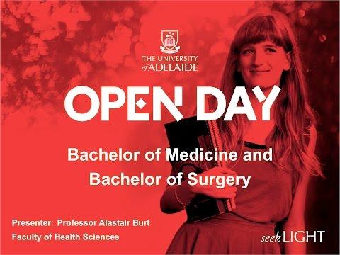 Medicine - Open Day 2015