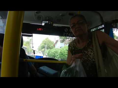 Bus tour from Sao Paulo Airport to Downtown