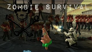 Zombie Survival Part. 1 / Gmod - Sandbox