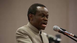 "Greatest PLO Lumumba Africa Weakness Speech - ""Why Africa Is Stagnating """