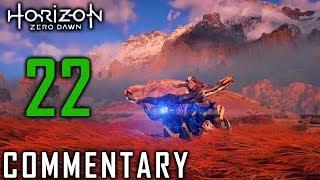 Horizon Zero Dawn Walkthrough - Part 22 - Through The Forest To Meridian