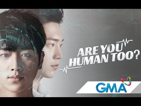 Are You Human GMA OST: CHASING CARS By Nasser (Music & Lyric Video)