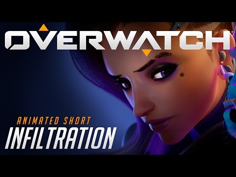 "Overwatch Animated Short | ""Infiltration"""
