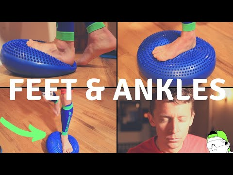 Feet and Ankle Strengthening Exercises: Running High Volume and Staying Healthy