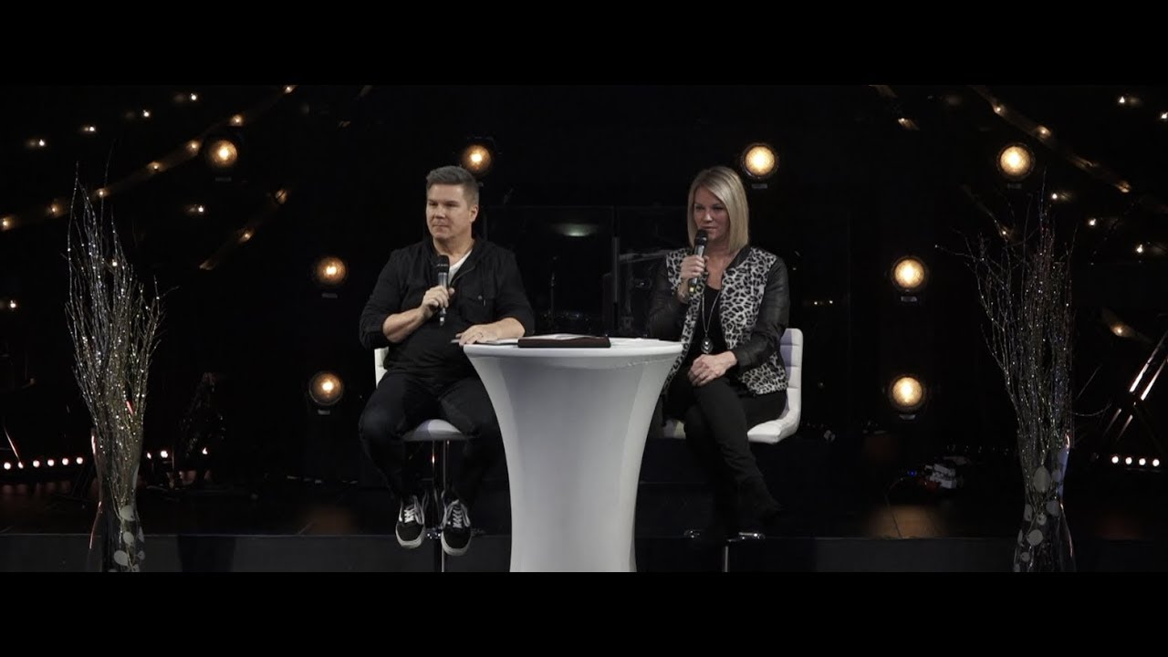 "Tim and Linda Seidler | ""Don't Waste Your Time"" 