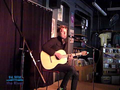David Poe -Taffeta (acoustic KRVB Record Exchange)
