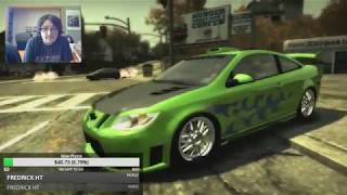 Need for Speed Most Wanted: Bringing it Back! Blacklist 9