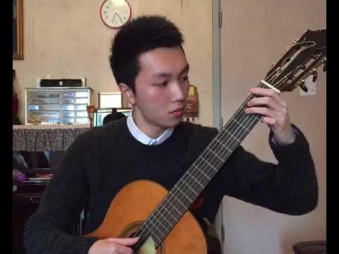 Classical Guitar grade 8 pieces