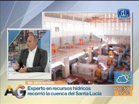 Entrevista - Ing. Daniel Berger / Administración de recursos hídricos