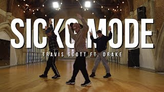 Travis Scott - SICKO MODE / Tobias Ellehammer Choreography