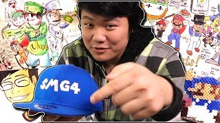 GET YOUR OWN SMG4 HAT!!!! [LIMITED EDITION] - SMG4 Mail time #13