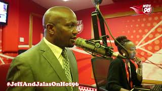 Moses Kuria reacts to Babu Owino's political ambitions
