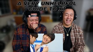 A Very Unhelpful Guide To X1 - Reaction!