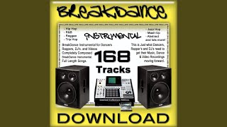 Cover images Breakdance Instrumental 002