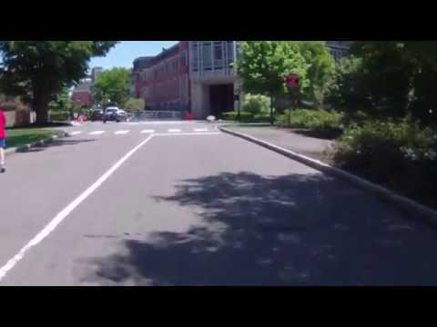 Ride to McCarter Theater, Princeton NJ