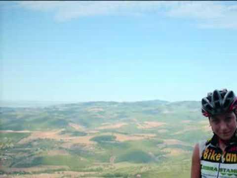 Team Bikeland sul Monte Tezio