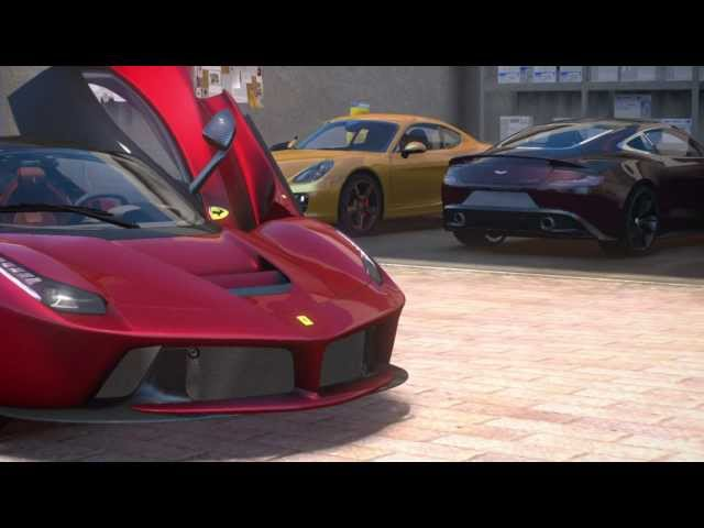 GTA 4 - La Ferrari / Icenhancer 3.0