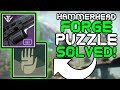 Destiny 2 - Norse Puzzle In The Volundr Forge Solved!! (Rasmussen's Gift Guide)