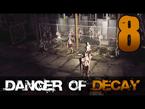 [8] Danger of Decay (Let's Play Dying Light PC w/ GaLm) [1080p 60FPS]