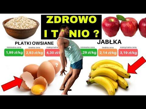 19 Zdrowych Produktów Spożywczych, Które Są Niezwykle Zdrowe I Tanie. Zdrowe Odżywianie Jest Drogie?
