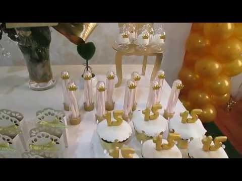 Decoração Festa de 15 anos by Arena Festas