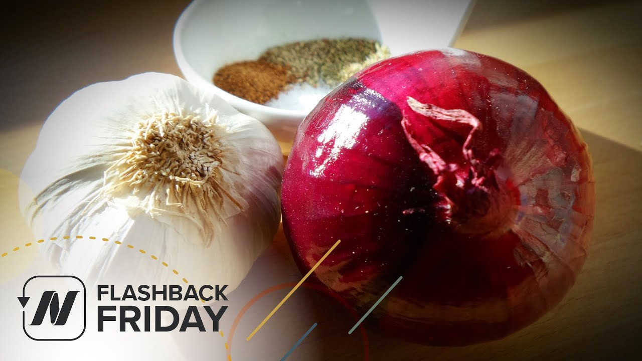 Flashback Friday: Inhibiting Platelet Activation with Garlic and Onions