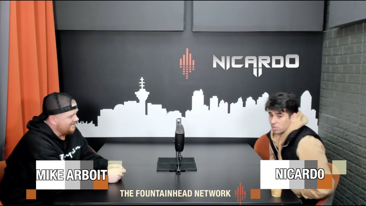 The Fountainhead Network Presents PoCommunity Episode 29: Nicard0