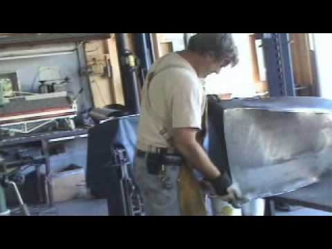 How to Fit Steel for a Sculpture's Top - Kevin Caron